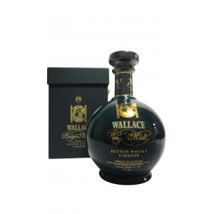 Whisky Liqueurs Wallace 700Th Anniversary Decanter 75cl