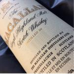 Whisky Macallan 18 Años Botella 1971