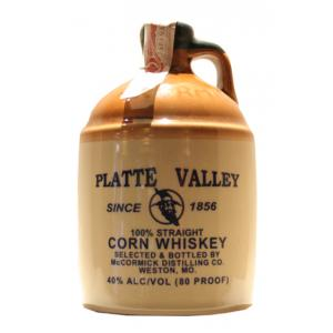 Whisky Platte Valley Corn Whiskey