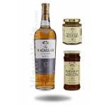 Whisky The Macallan 10 Years & Mostaza & Mermelada