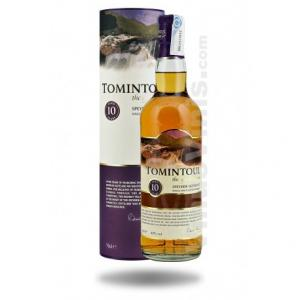 Whisky Tomintoul 10 Años