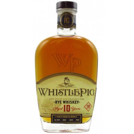 Whistlepig 100 Proof Straight Rye 10 Jahre