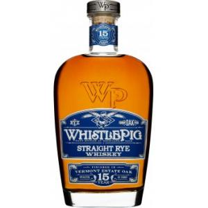 Whistlepig 15 Year old Vermont Oak Finish