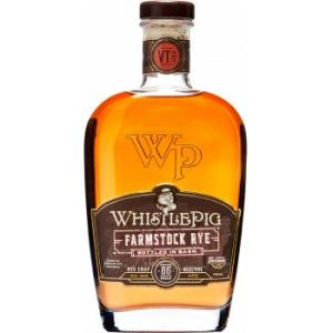 Whistlepig Farmstock Rye Crop 002 75cl