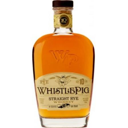 Whistlepig Straight Rye 100/100 10 Ans