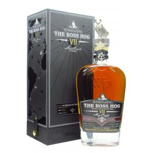 Whistlepig The Boss Hog VII Magellan's Atlantic 17 Year old 75cl