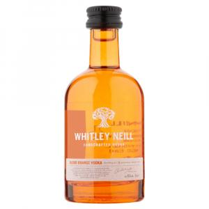 Whitley Neil Blood Orange Vodka 50ml