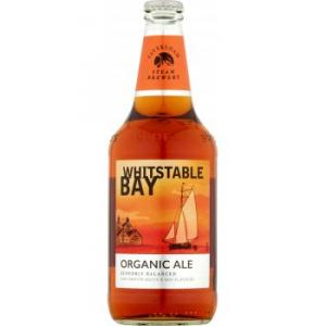 Whitstable Bay Organic Ale 50cl