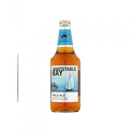 Whitstable Bay Pale Ale 8x Bottles 50cl