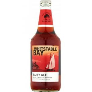 Whitstable Bay Ruby Ale 50cl