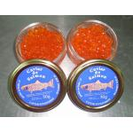 Wild Salmon Caviar From Pacific Ocean 100g Caviar Investment