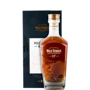 Wild Turkey 17 Jahre Master's Keep