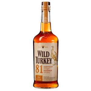 Wild Turkey 81 + Estojo 1L