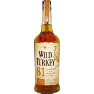 Wild Turkey 81 Kentucky Straight Bourbon Whiskey