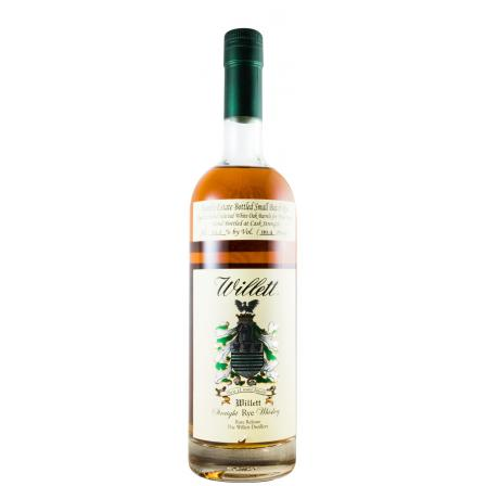 Willet 3 Anys Small Batch Rye Cask Strength