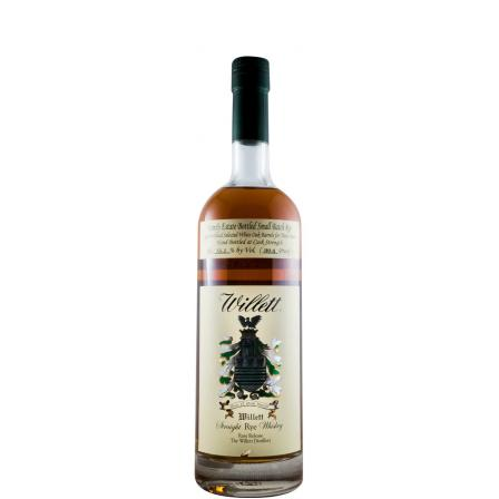 Willett 3 Años Small Batch Rye Cask Strength 55.2%