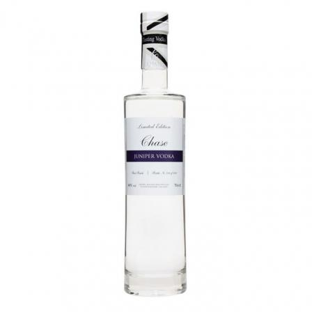William Chase Single Botanical Gin / Chase Juniper Vodka Gin