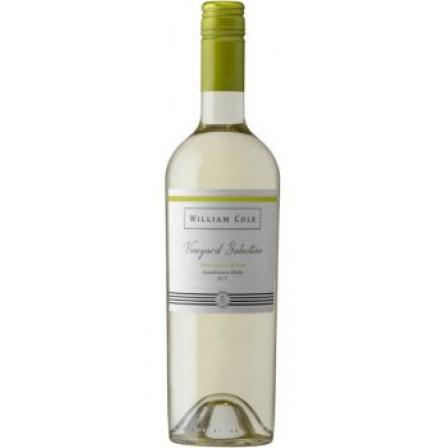 William Cole Vineyard Selection Sauvignon Blanc 2018