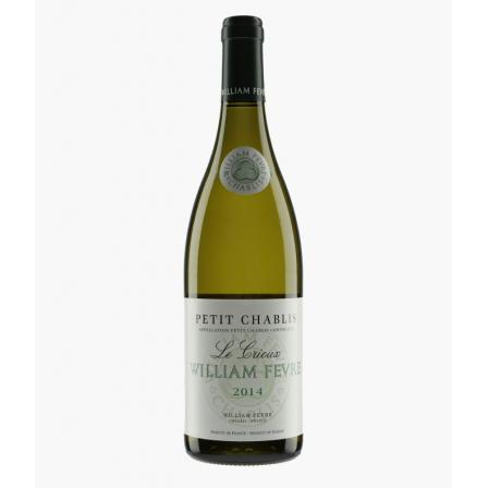 William Fevre Petit-Chablis Le Crioux 2014