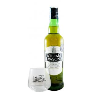 William Lawson's W Glas