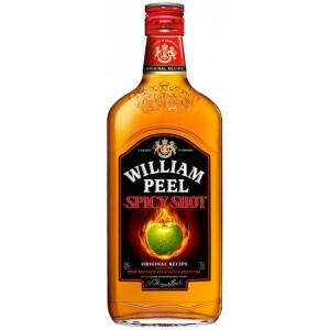 William Peel Spicy Shot