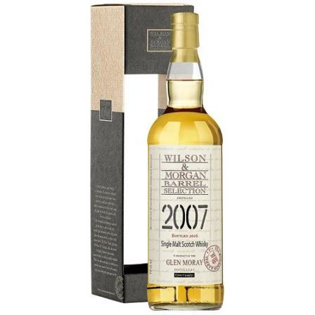Wilson Morgan Glen Moray Fill Barrel 2019 2007