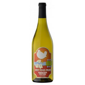 Wines That Rock Woodstock Chardonnay Mendocino Blanc 2013