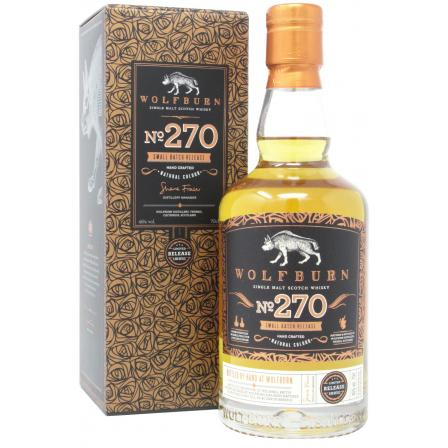 Wolfburn No. 270 Small Batch Release #2