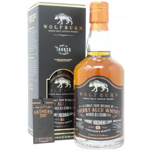 Wolfburn Single Cask Father's Day Limited Edition