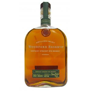 Woodford Reserve Distiller's Select Batch Straight Rye