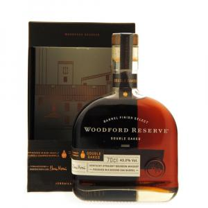 Woodford Reserve Double Oaked Coffret