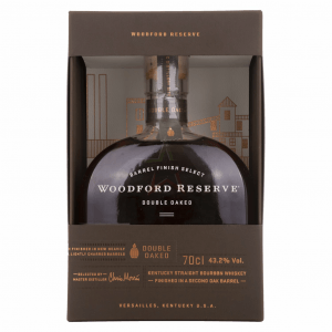 Woodford Reserve Double Oaked Kentucky Straight