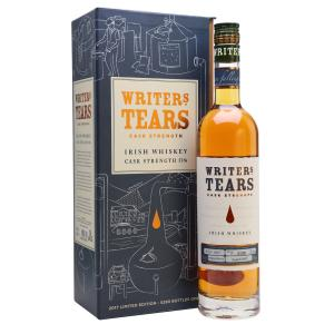 Writer's Tears Cask Strength + Case