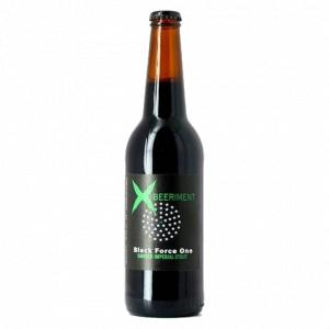 Xbeeriment Black Force One 50cl