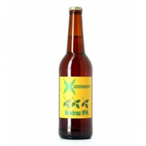 Xbeeriment Madraz Ipa 50cl