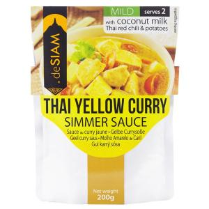 Yellow Curry Sauce 200g