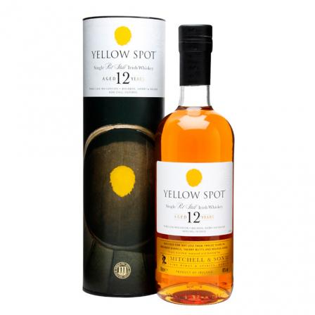 Yellow Spot 12 Años Single Pot Still Estuche