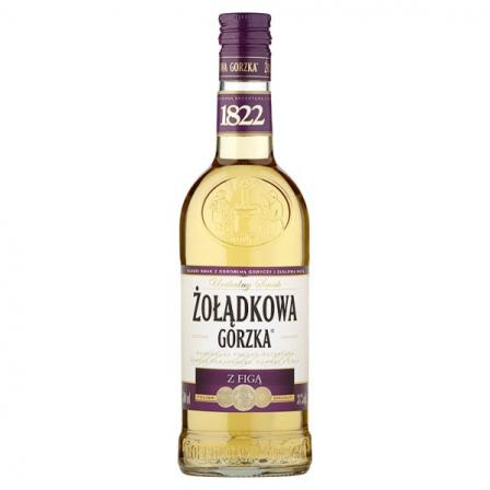 Zoladkowa Gorzka Fig Vodka 50cl