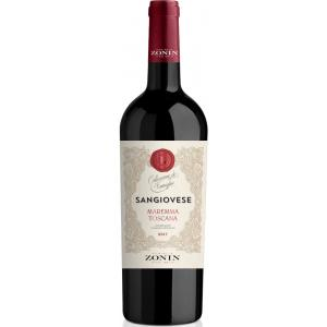Zonin 1821 Zonin Seal Collection Sangiovese Maremma 2018