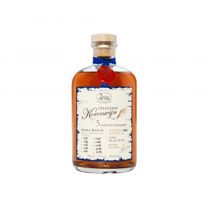Zuidam Zeer Oude Genever 5 Years Single Barrel 50cl